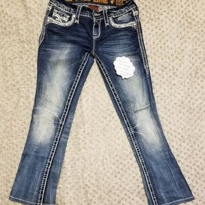 Rock Revival Jeans - NEW ROCK REVIVAL NWOT💄💎lots of bling💄💎